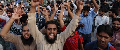 Pakistan US Gay Rights